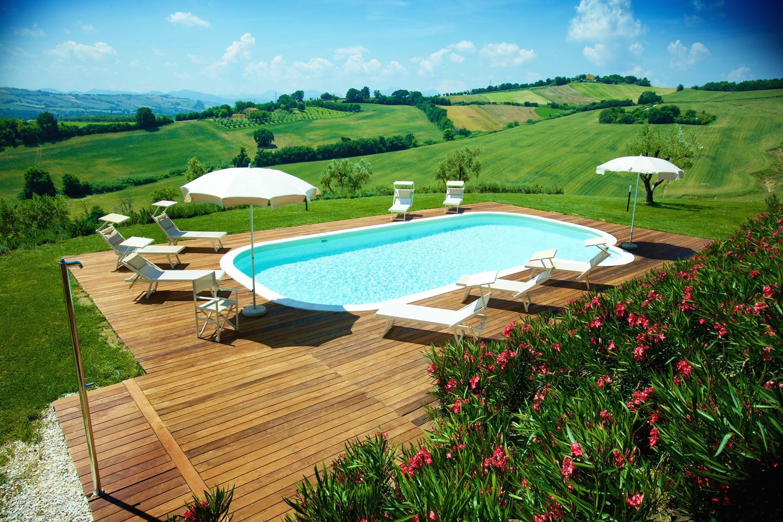 Villa con piscina ad uso esclusivo con prato uliveto e - Casa vacanza con piscina ad uso esclusivo ...